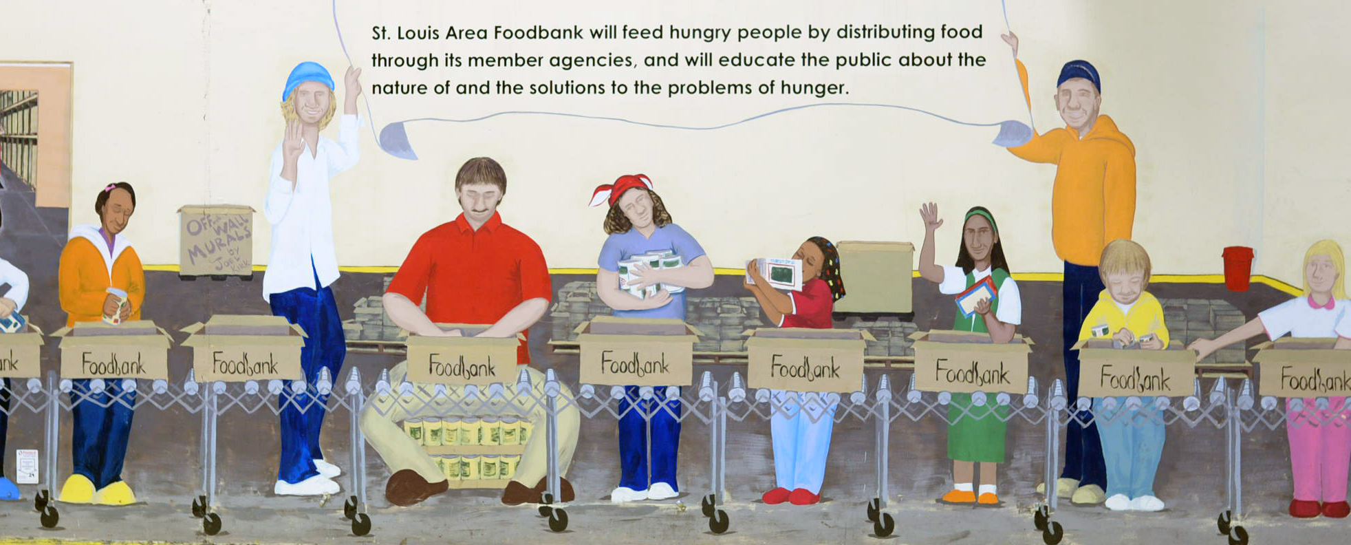 FoodBank business