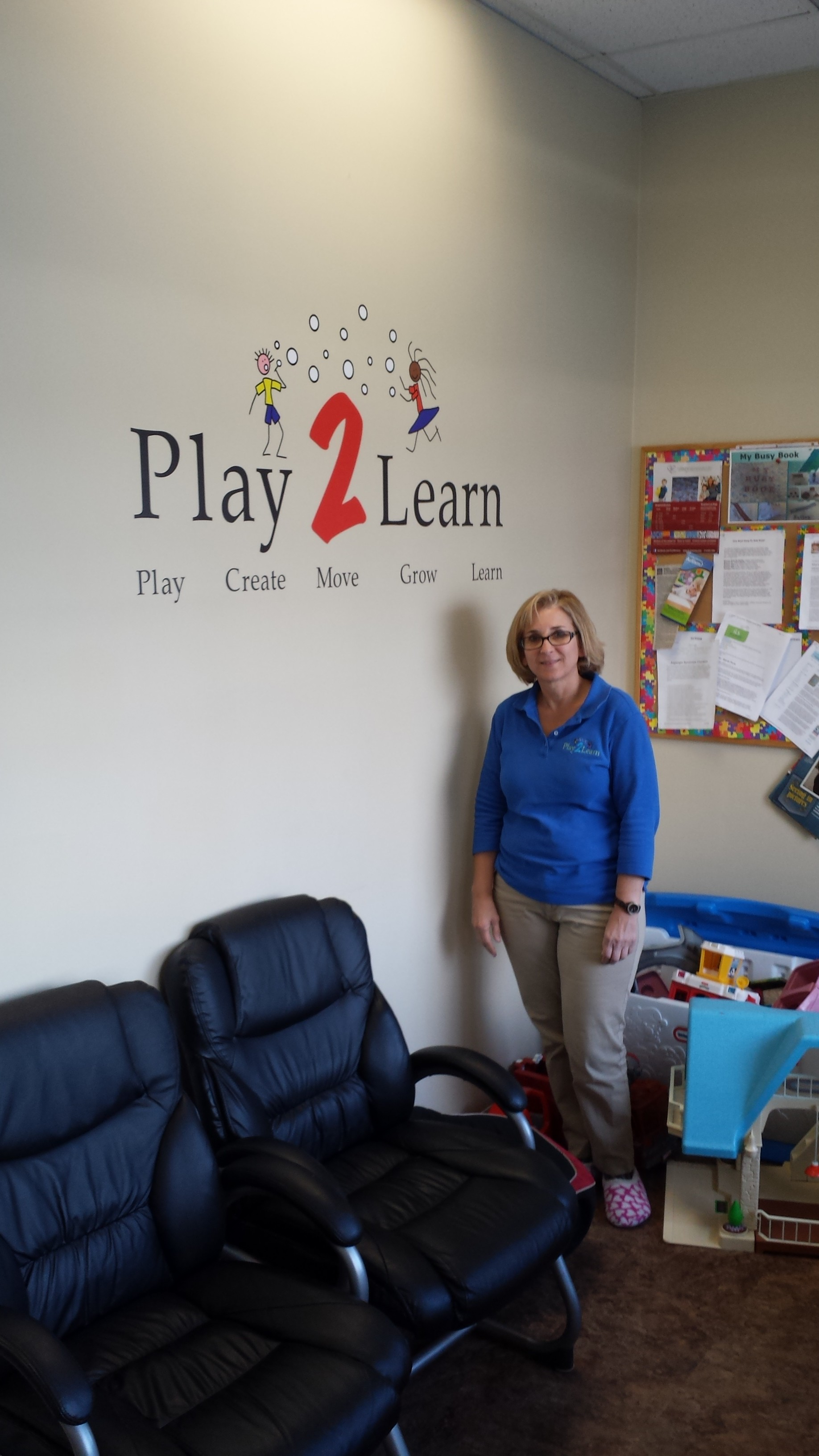 Play 2 Learn Removable