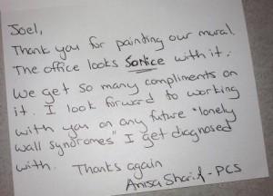 Thank+you+letter testimonials
